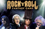 Rock 'n' Roll Fantasy Camp in Las Vegas: 4-Day Package