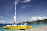 Antigua Catamaran Cruise and Shipwreck Snorkel