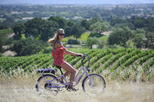 Electric Bike Adventure in Santa Barbara Wine Country (Los Olivos - Solvang)