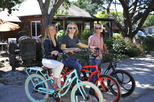 Electric Bike Rental and Wine Tasting Package