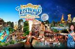 Lost World of Tambun Admission Ticket