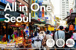 All in one(Korean Food, Shopping, History)