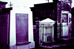 USA - Louisiana: New Orleans' City of the Dead Cemetery No. 1 Tour