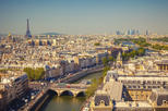 Paris Helicopter Tour with Optional Palace of Versailles Entry
