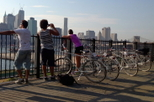Best of Brooklyn Bike Tour with East River Ferry Ride, New York City,