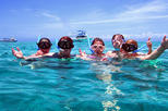 Snorkeling by Glass Bottom Boat from Cozumel