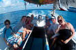 Snorkeling by Glass Bottom Boat (Starting at Playa del Carmen)