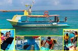 VIP Glass Bottom Boat and Snorkeling, 3 Reefs in Cozumel