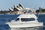 Sydney Harbour Private Progressive Long Lunch Cruise