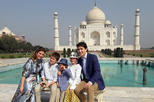 Overnight Agra Tour with Sunrise and Sunset from Delhi