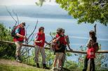 Small Group Lake Garda Trekking Tour with Lunch at a Local Family Farm