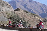 Colca Canyon bus tour in 2 Days, starting and ending in Arequipa