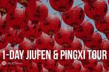 1-Day Private Tour of Jiufen Historic Village