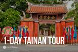1-Day Tainan City Private Tour of Taiwan