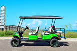 8 Hour Golf Cart Rental (6 passenger)