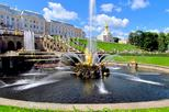Grand Palace and Parks of Peterhof - Private Skip-the-line Tour