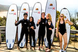 Full Day Learn to Surf Adventure from Melbourne