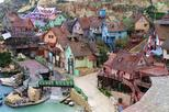 Popeye Village Entrance with Transport