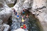Canyoning on Vlahi River