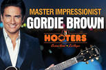 Gordie Brown at Hooters Hotel and Casino