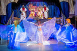 1001 Nights Scheherazade Dinner Show in Hammamet