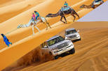 7 Days Private 4x4 and Camel Combo Safari in Tunisia Sahara Desert