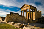 Dougga & Bulla Regia Small Group Private Tour from Tunis