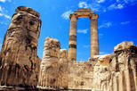 Full-Day Dougga & Bulla Regia Private Tour from Tunis