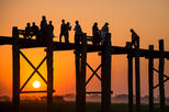 Art Sunset Cocktail at U Bein Bridge