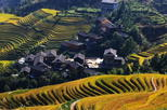 Guilin Bus Tour of Longji Rice Terraces at Jinkeng Village