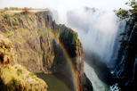Victoria Falls Walking Tour from Livingstone