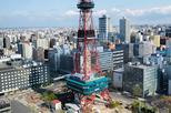 Sapporo TV Tower admission  ticket