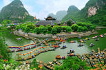 Hoa Lu Trang An Full Day Tour with Biking, Boating, Sightseeing from Hanoi