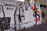 Street Art Walking Tour of Valencia with Horchata and Fartón