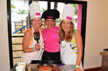 Mexican Cooking Class Plus Playa Mia Grand Beach and Water Park Pass