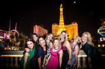 Las Vegas Strip by Limo with Personal Photographer