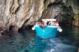 1.5-hour Ortigia Island, Sea Caves, and Fish Lunch Boat Cruise from