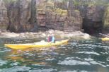 Full Day Sea Kayaking around Gairloch