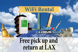 4G LTE Pocket WiFi Rental, Internet Connection in Manila -pick up at LAX