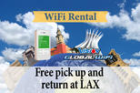 4G LTE Pocket WiFi Rental, Internet Connection in Rio de Janeiro - pick up at LAX