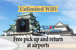 Unlimited WiFi in Japan pick up at Chubu Airport