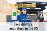 WiFi Rental in Israel - Free delivery and return anywhere in the US