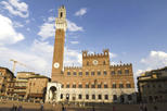 Siena Walking Tour with Contrada Museum and Ice Cream Tasting