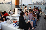 Morimoto Sushi and Sake Sunset Sail on America 2