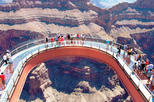 Best of the West Rim: Grand Canyon Air Tour with Optional Helicopter, Boat Ride and Skywalk Admission