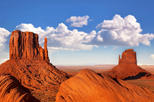 Scenic Airplane Tour of Monument Valley