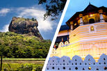 2 Day Tour to Kandy & Sigiriya from Colombo