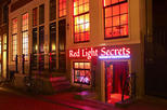 1,5 hours walking tour through Red Light District in Amsterdam