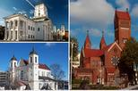Guided tour within Minsk city