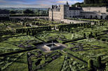 Chateau de Villandry and Gardens Admission Ticket